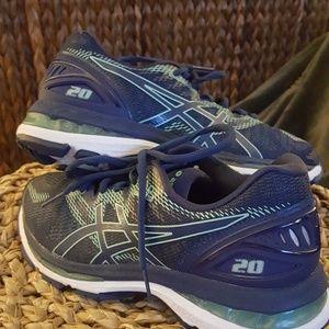 ASICS Gel Nimbus 20 (D Wide) Shoe Women's Running
